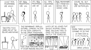XKCD - Butterfly Effect
