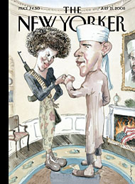 New Yorker Cover Cartoon - Images, Comics, satire