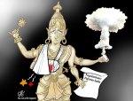 indian-god-nuclear-deal-negotiate-damien-glez