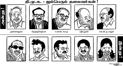 dmk-leaders-then-now-family-karunanidhy-kanimozhi1