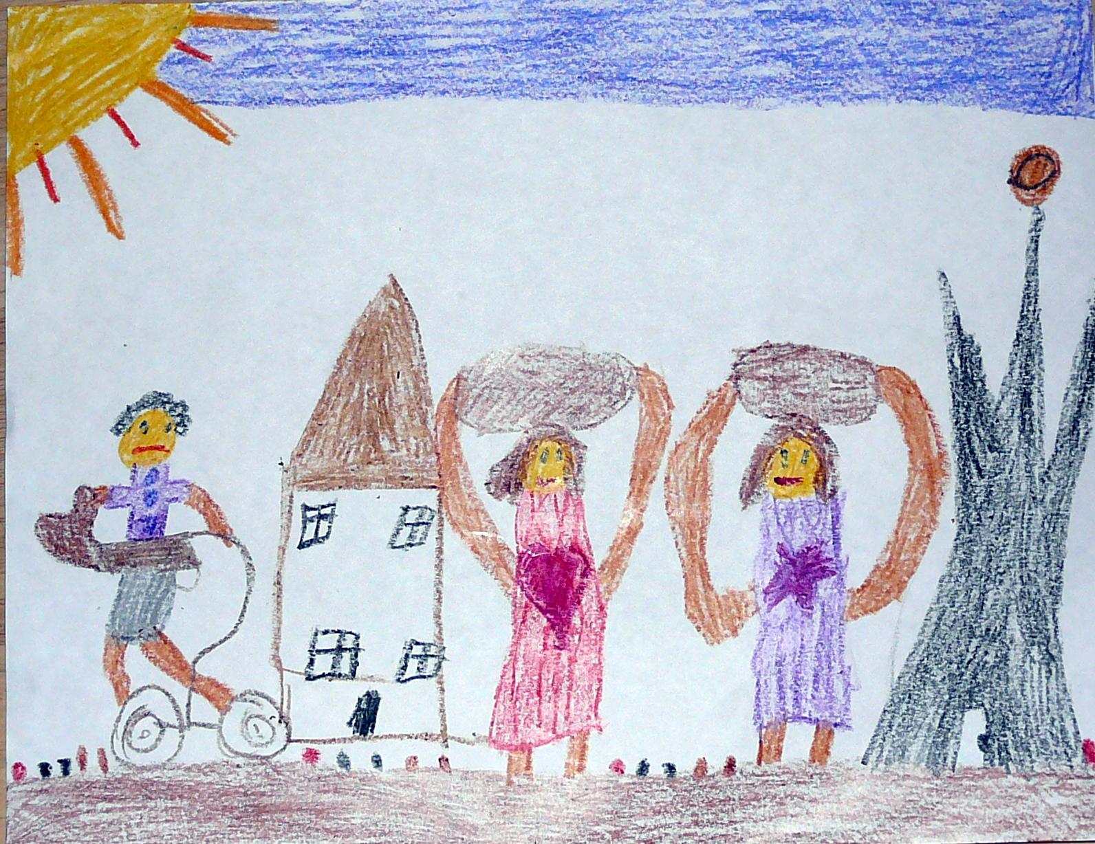 india-art-work-kids-desi-portray-slumdog-millionaire