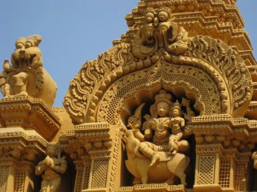 Temple of Nanjundeshwar: Mysore