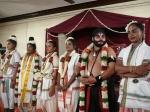 Kaisiga-Nadakam-Stage-Enactment-Sri-Vaishnava-Temple-Performers-Ramanujam