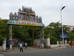 Parthasarathy-Temple-Triplicane-Entrance-Railway-Station-Chennai-Beach-Mareena