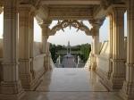 Saraswathy-Temple-View-to-Insti-Birla-Statues