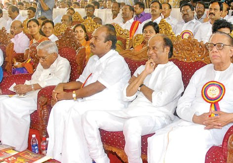 Rajinikanth-Kalainjar-Sarvaknjar-Valluvar-Statue-Events-RM-Veerappan