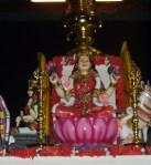 Main Golu- Maha Lakshmi- Kapaleeswarar temple.
