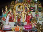 Main Golu- Saraswathi- Lakshmi- Parvathi- Kapaleeswar temple.