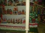 Main Golu- Small idols- Kapaleeswarar temple.