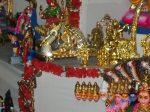 Main Golu- Small Vinayagars- Kapaleeswarar temple.