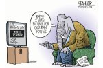 Its_A_Wonderful_Life_Fiscal_Cliff_GOP_elephants_Cartoons_Democrats_USA_Obama