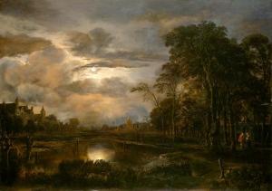 Van_der_Neer_-_Moonlit_Landscape_with_Bridge