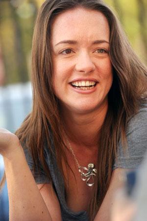 Amelia Gray on October 28, 2010