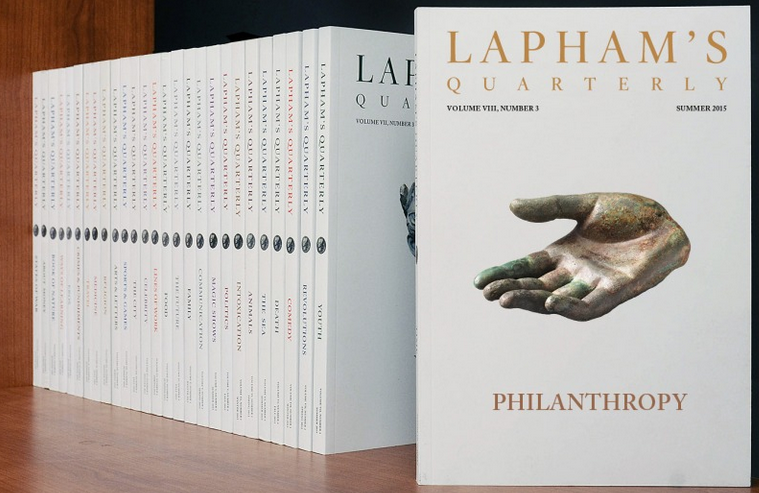 Lapahams_Quartterly_Philanthropy