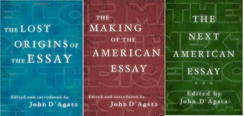 John_D_Agata_Books_The Lost Origins of the Essay A New History of_Non_Fiction