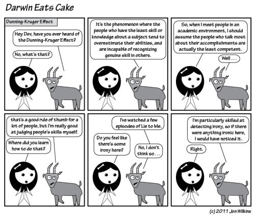 DarwinEatsCake_Cartoons_Dunning_Kruger_Effect