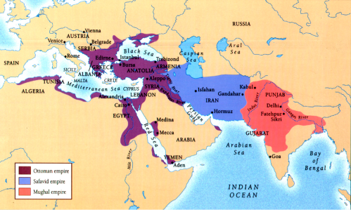 safavid_ottoman_turkey_rulers_moguls_kings_british_before_wars_maps_geography